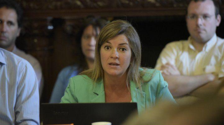 La concejal Verónica Irizar disparó contra el PRO por la modificación del fondo del Conurbano.
