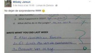 Una maestra se burló de un alumno en las redes sociales y causó una gran indignación