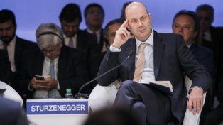 obsesión. El presidente del Banco Central lucha contra la inflación