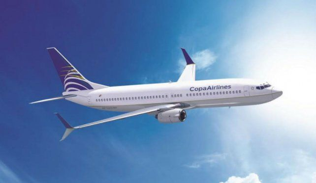 Los vuelos de Copa Airlines fueron reprogramados a Ezeiza.
