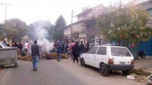 Carreros y movimientos sociales reclamaron la libertad de los detenidos y que se permita trabajar a los recolectores informales.