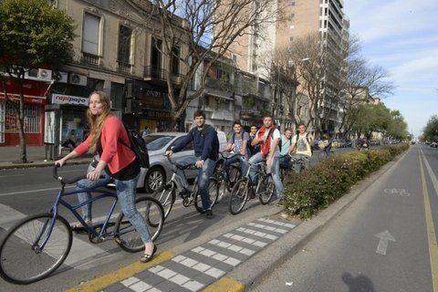 El municipio rosarino dictará talleres gratuitos para los ciclistas