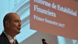 retruco. El presidente del Banco Central rechazó las críticas.