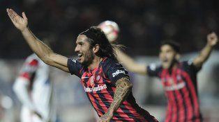 El gol de Angeleri clasificaba a San Lorenzo