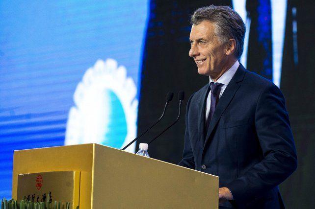 El presidente Macri llega a la última escala de su gira por Asia.
