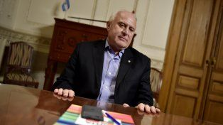 El gobernador de Santa Fe, Miguel Lifschitz, subrayó las diferencias que tiene con el gobierno nacional.