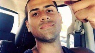 Alejandro Biscardi es hijo de un comisario retirado de la Policía Federal.