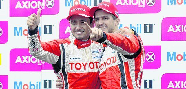 Destacados. El año pasado Matías Milla fue 3º y Rossi el gran vencedor.