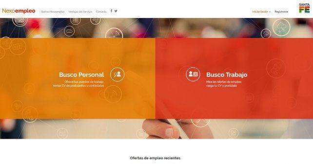 Ya se recibieron 20 mil currículum para buscar trabajo en la web Nexo Empleo