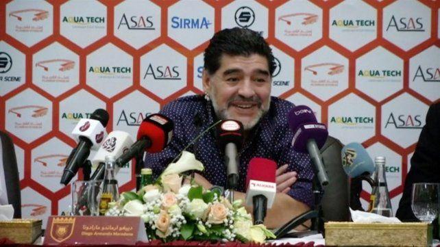 La temporada en Dubai comienza cuando termine el torneo en Argentina.