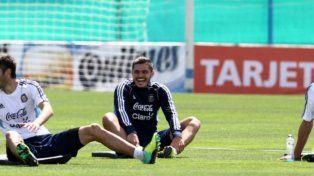Icardi hace unos años cuando fue convocado por primera vez a la selección.