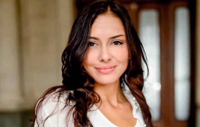 Marcia Blanco busca ser elegida como la mujer más linda del mundo.