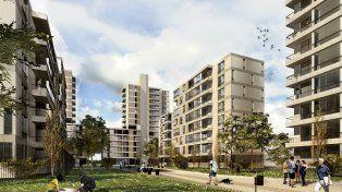 El proyecto. Así será el complejo que se construirá en Rondeau y Vieytes
