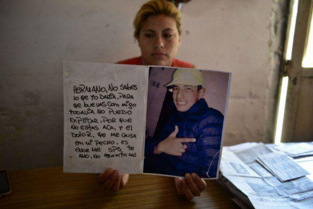 Valentín Reales desapareció el 15 de noviembre de 2016.