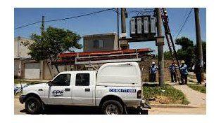 Cronograma de cortes de la EPE para el fin de semana en varios sectores de Rosario