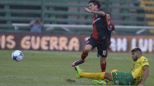 Mauro Formica estuvo en duda porque no jugó en la práctica de fútbol semanal pero Osella terminó de confirmarlo.