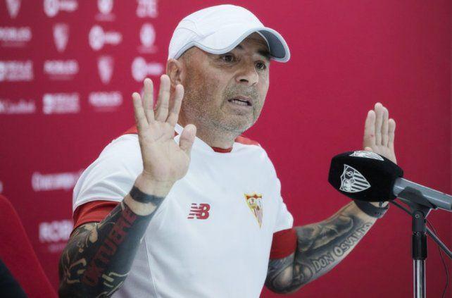 El rock nacional es el tema recurrente en los tatuajes elegidos por Jorge Sampaoli.