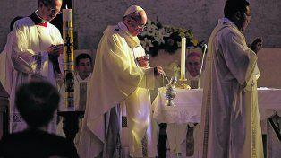 el papa francisco. El 28 de junio organizaré un consistorio para designar a los cardenales, anunció ayer.