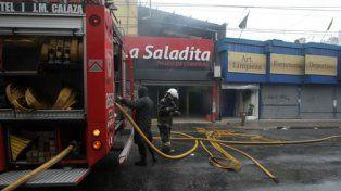 constitución. Ardió la feria de Brasil entre Salta y Santiago del Estero.