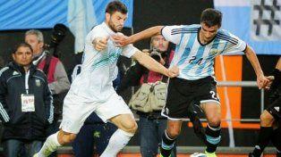 El defensor disputó un sólo encuentro en la selección: ante Eslovenia