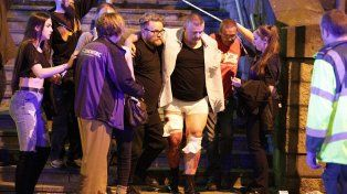 Tras una explosión durante un concierto en Manchester la policía confirmó víctimas fatales