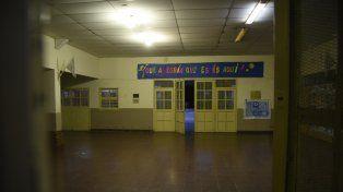 Más allá de la detención del maestro, en la escuela 1202 se abrirá un sumario para investigar los hechos.