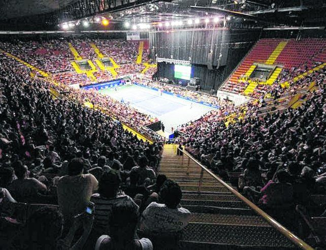 Orfeo. Córdoba y su estadio para 10 mil personas.
