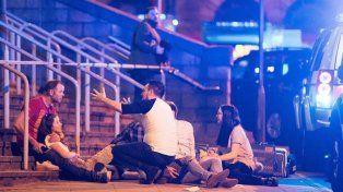 La primer ministra británica Theresa May dijo que la explosión de Manchester fue un atentado terrorista