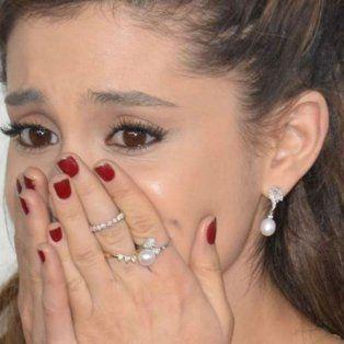 La cantante manifestó su tristeza por el atentado.