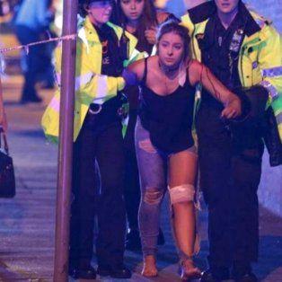 la policia britanica detuvo a otros dos sospechosos del atentado en manchester