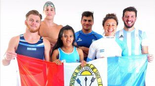 El PAR tiene entre sus filas a los olímpicos Cecilia Carranza Saroli, Yanina Martínez, Santiago Grassi, Rubén Rézola Voisard, Manuel Brunet y Nicolás Córdoba.
