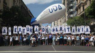 La presentación de fondo había sido realizada por la Unión de Docentes Argentinos (UDA).
