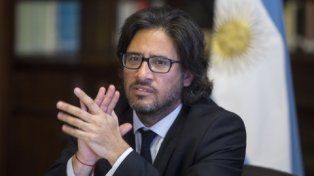 Germán Garavano destacó la investigación que hizo el Ministerio de Seguridad.