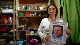 Dramático pedido de la mujer del vigilador que murió atropellado en un piquete en San Lorenzo
