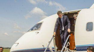 Macri viajó a Ecuador para asistir a la asunción a la presidencia de Lenin Moreno