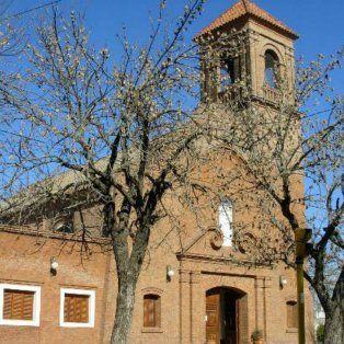 La Iglesia donde ejercía sus funciones el párroco que intentó seducir a una adolescente.