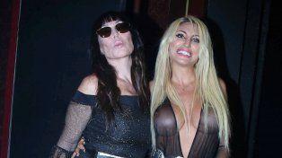 Moria y Vicky Xipolitakis se reencontraron y posaron desnudas en la cama