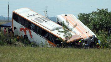 La tragedia de Monticas, ocurrida en febrero de este anoche sobre ruta 33, dejó 13 víctimas fatales.