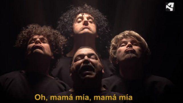 Parodia de Rapsodia Bohemia de Queen, sobre las madres y la tecnología