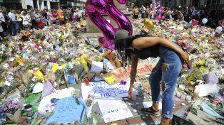 Los homenajes a las víctimas del atentado terrorista en Manchester.