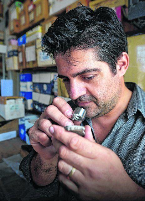 Ávila sabe muy bien que la principal tarea del arqueólogo se realiza sobre el terreno.