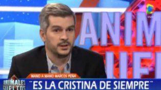 La razón por la que gobernamos es porque la mayoría de los argentinos se hartó de Cristina