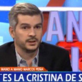 la razon por la que gobernamos es porque la mayoria de los argentinos se harto de cristina
