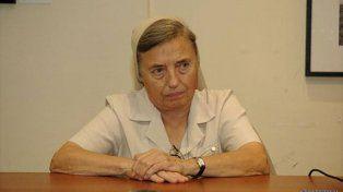 La hermana Martha Pelloni reside actualmente en Goya