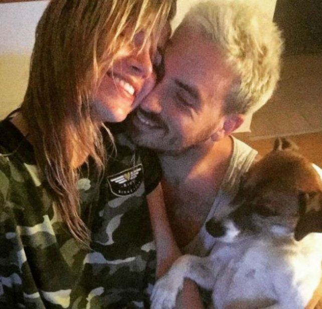 Federico Bal reconoció que Laurita Fernández no es más su novia pero le declaró todo su amor