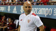 Jorge Sampaoli, el casildense que se convirtió en el nuevo técnico de la selección.