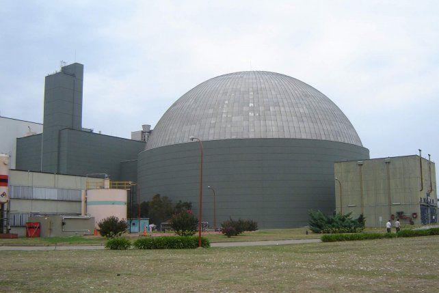 La central atómica de Atucha