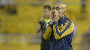 Paolo Montero analizó las posibilidades del canalla frente a River Plate.