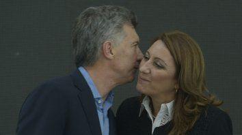 Gestos. Se aguarda un encuentro entre Macri y Fein.