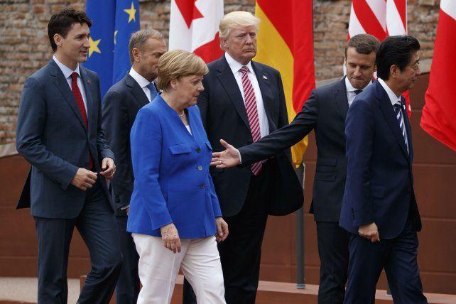 Prioridad. Merkel
